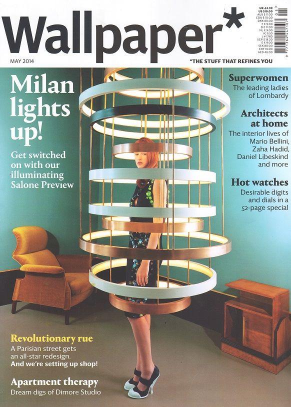 Sneak Peak At The Best Design Magazines May Issues Wallpaper UkWallpaper MagazineInterior