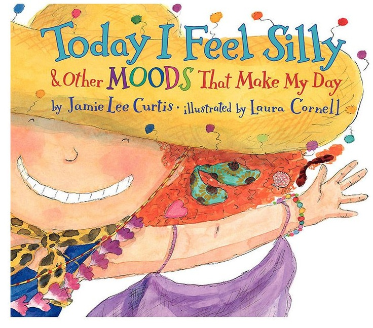 Books about emotionsReading, Feelings Silly, Mood, Today, Favorite Book, Kids Book, Jamie Lee, Children Book, Lee Curtis