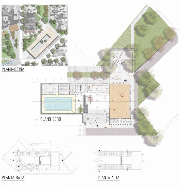 Escuela Universitaria de Nivel Secundario en Barrio de Güemes de la ciudad capital de Córdoba - BIAAR