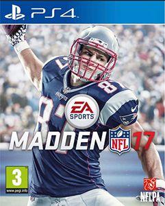 MADDEN NFL 17  PS4 Precio:$59.96