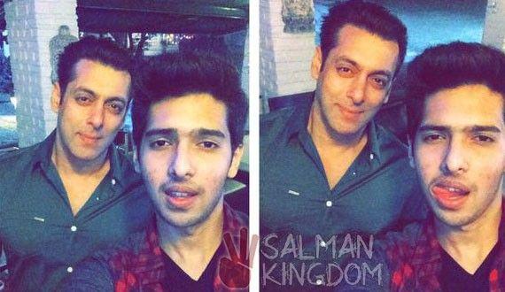 Latest Photos : Salman Khan with Armaan Malik | Salman Kingdom