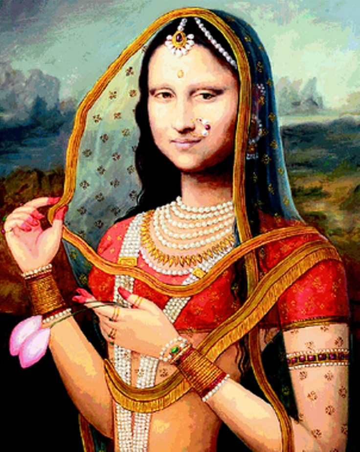 Mona Lisa Bollywood 106 best images...