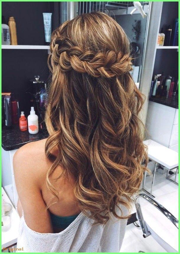 50 Wallpaper Long Hair Styles Pinterest Ashley Highlyhighunderhairclose Easyhairstyles Braided Prom Hair Hair Styles Prom Hairstyles For Long Hair
