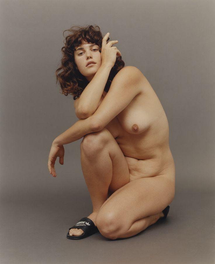 Softcore nude model portfolio