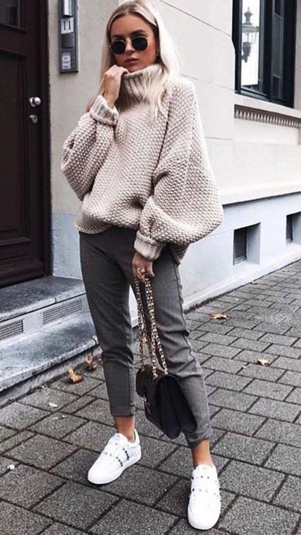 60 Ideen für lässige Herbst-Outfits 2018