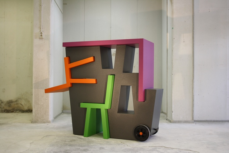 Kruikantoor - Tim Vinke, 2009