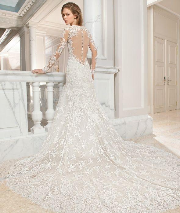 Demetrios Couture Wedding Dress Style C217 | www.DemetriosBride.com