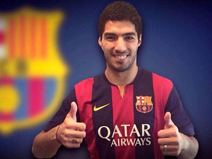 Soccer Bulletin: Barca reveal Suarez's shirt number