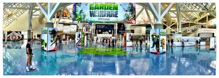 Vamers - Events - E3 2013 - LA Convention Center - Entrance to E3 02