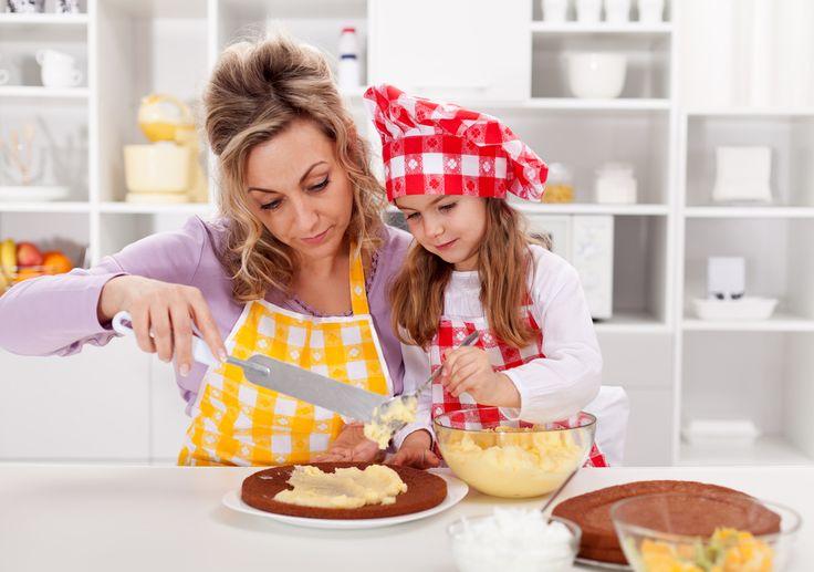 Biscuitdeeg recept: Zelf een taartbodem maken