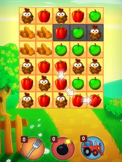Play Farm Jelly Puzzle Online - FunStopGames