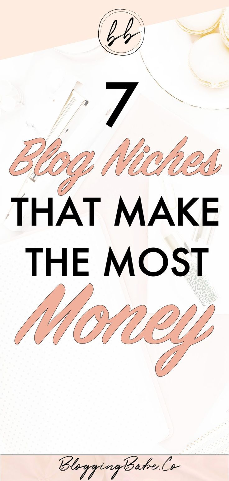 The 7 Most Profitable Blog Niches in 2019 – BloggingBabe.co | Blogging Tips | Grow Your Blog, Make Money.