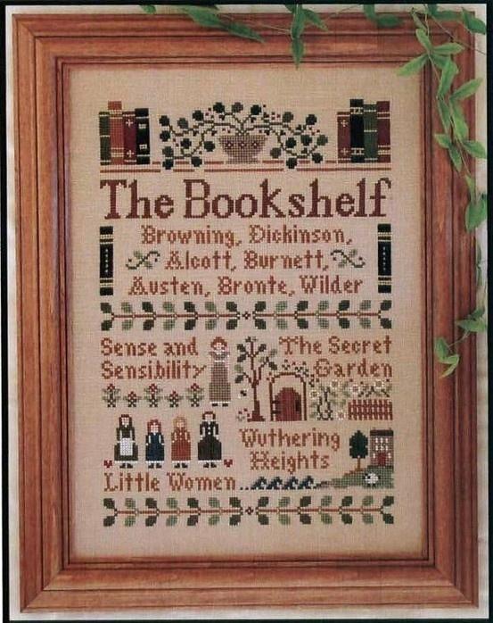 Bookshelf Sampler