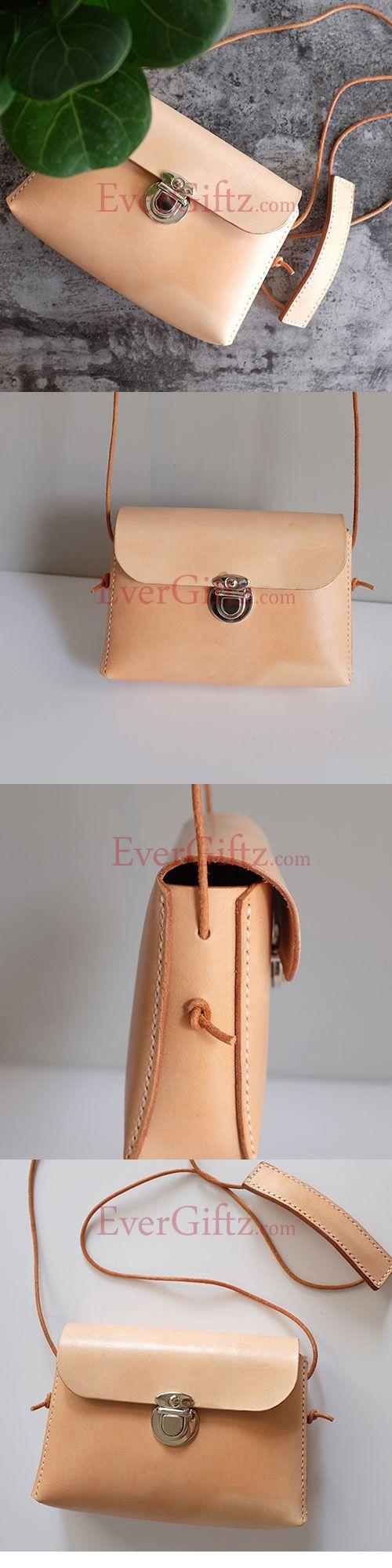 Handmade Leather vintage handmade shoulder bag crossbody bag