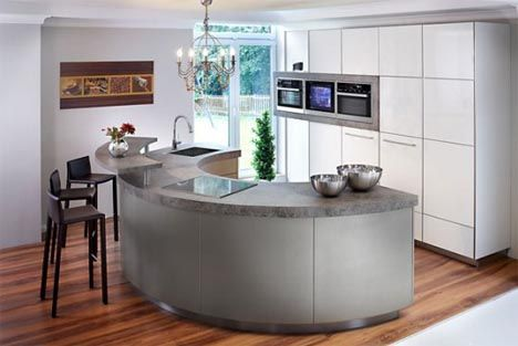 Creative Minimalist Kitchen Design Ideas