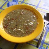 Chlebová polévka