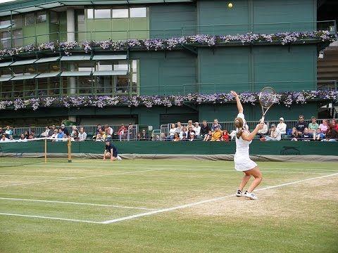 First Serve Tennis Training