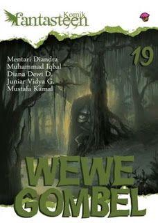Fantasteen #19: Wewe Gombel - Komik GaleriPos
