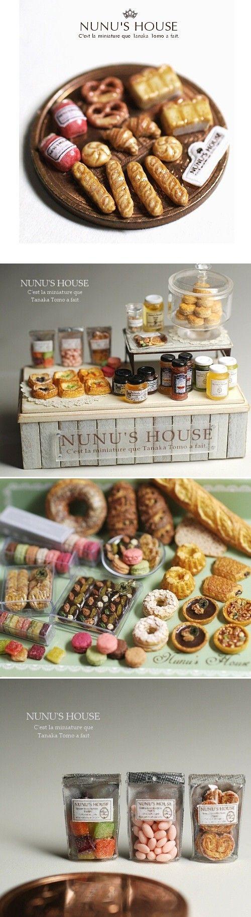nunu's house miniatures