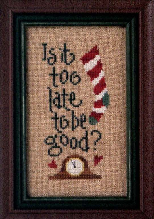 Lizzie Kate: Is It Too Late a Snippet Cross by TheCrossIBare