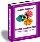167 pages Butterflies and Moths Thematic Unit & Activity Book - St Aiden's Homeschool | Animals & Insects | For Little people | Science | Themes, Seasonal & Holidays | Printables | CurrClick