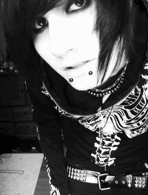 Emo/goth/punk - Lista de Рeproducción de Vídeo Porno