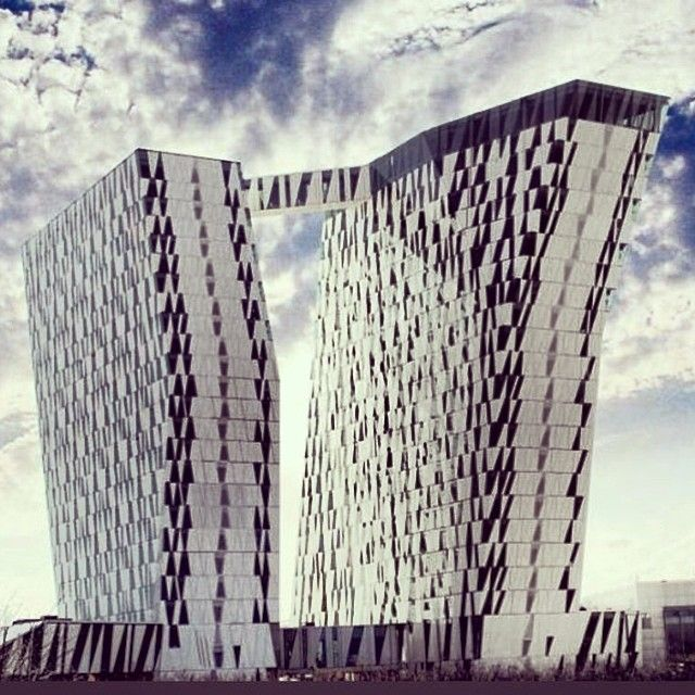 At #hotel #Bella #Sky the 7th floor is a #women only floor. A growing #global #trend and #popular among #business woman but also regarded illegal. #Equal rights or #discrimination? #Good or #bad #service? Btw, the hotel is drawn by #architect #BIG and can been visited #ørestaden in #copenhagen. #copenhagenfavorites #cph #kbh #københavn #voreskbh #visitcopenhagen #sharingcph #deldinby #delditkbh #copenhagenize #kigopkbh #visitdenmark #toursincopenhagen.com