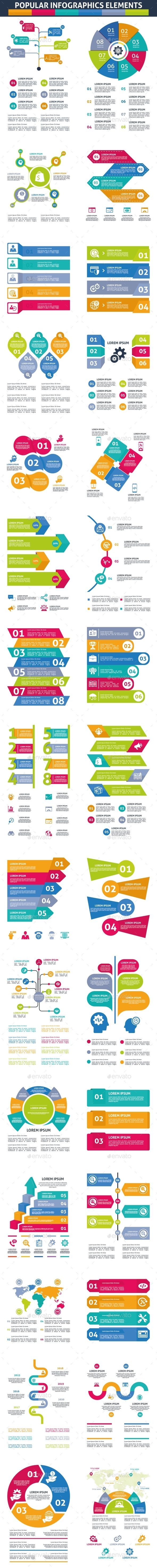 1558 best infographic template images on pinterest infographic