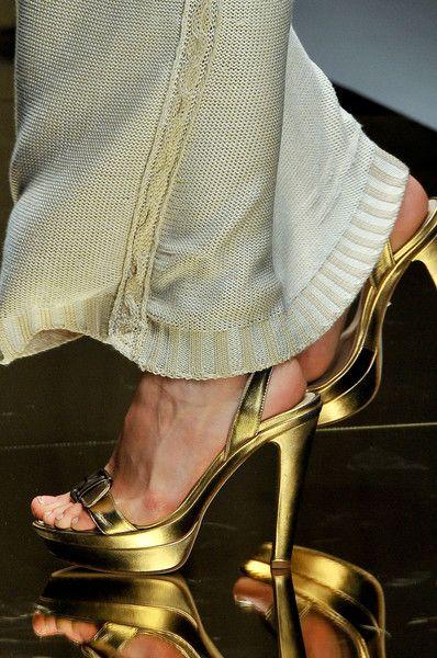 Laura Biagiotti at Milan Fashion Week Spring 2012 - Details Runway Photos