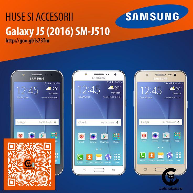 Intra pe catmobile si vei gasi oferta cea mai buna pentru smarphone-ul tau Samsung Galaxy J5 (2016) J510.  #Samsung #SamsungGalaxy #SamsungGalaxyJ5 #SamsungGalaxyJ52016 #GalaxyJ52016 #GalaxyJ5 #J510 #accesoriiSamsungGalaxy #catmobile #accesoriiTelefoane