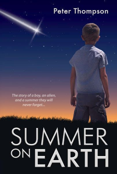 The night that eleven-year-old Grady Johnson looked out his window and wished upon a shooting star, his life changed forever. Grady, his Ma, and younger sister Luanne are having a hard summer. Dad has died and although Ma is trying her best, Grady knows they don't have enough money to get by.The shooting star he saw was a space craft landing at the back of their farm. Extraterrestrial engineer Ralwil Turth has one goal, to fix his power drive and go back home. But things don't go as…