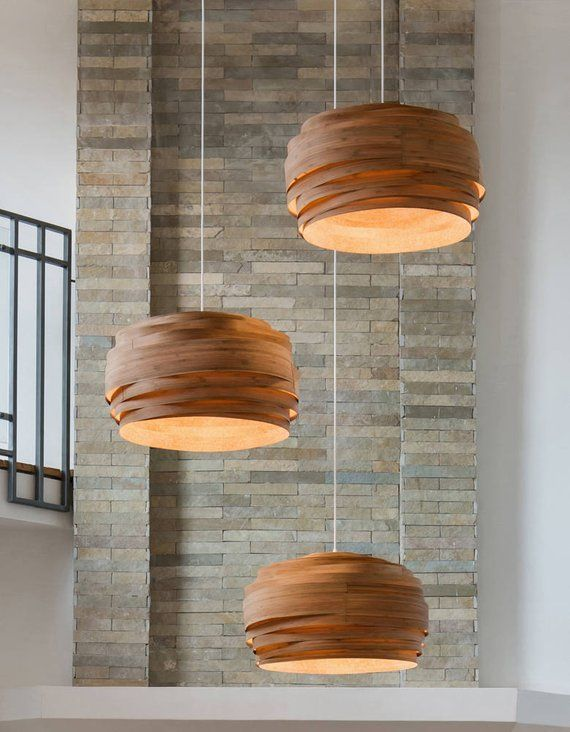 Ceiling Lamp Pendant Light Wood Lamp Bamboo Lamp Shade Etsy Bamboo Lamp Wood Pendant Light Bamboo Pendant Light