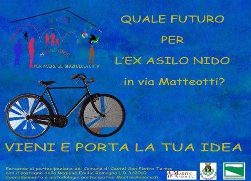 Quale futuro per l'ex asilo nido in Via Matteotti?