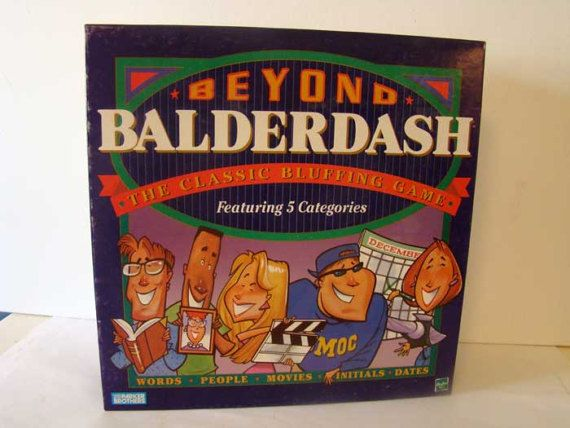 Hey, I found this really awesome Etsy listing at https://www.etsy.com/listing/512202209/beyond-balderdash-board-game-1997