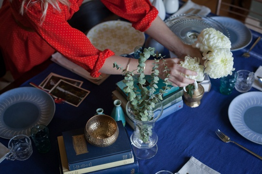 The Party Idea: Book Club Brunch