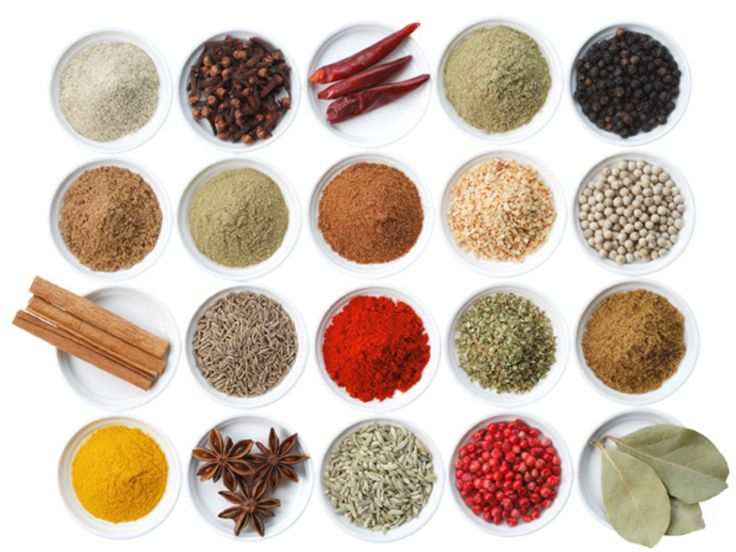 7 Super Spices For Healthier Food | Prevention