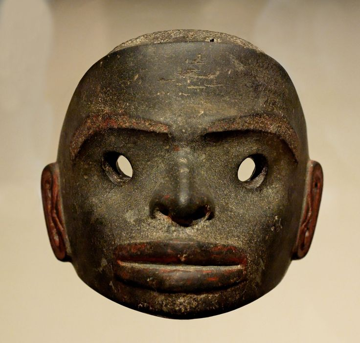 Nisga'a Mask by  Unknown Artist