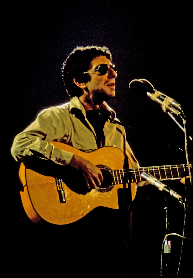 Leonard Cohen (1934 / 2016)