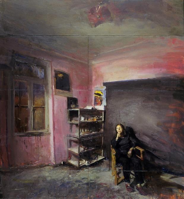 Giorgos Rorris was born at Kosmas, Arcadia Kinourias in 1963.   He studied painting at the Athens School of Fine ...