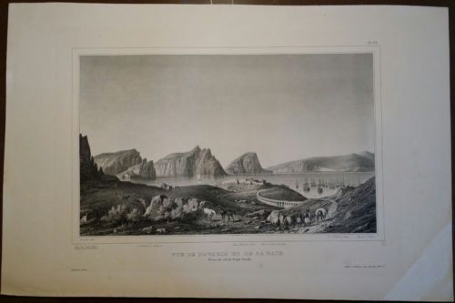 Greece-Peloponnese-Bory-Saint-Vincet-1832-Messene-Messinia-Navarin-Navarino-2