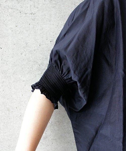 ●c/si シャーリング袖BL(シャツ/ブラウス)|nitca(ニトカ)のファッション通販 - ZOZOTOWN