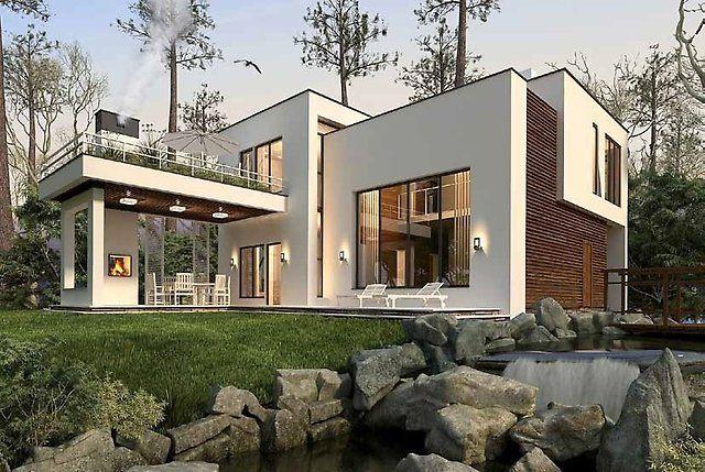 Компактный и просторный современный коттедж LOFT Light - Продажа домов и коттеджей во Владивостоке