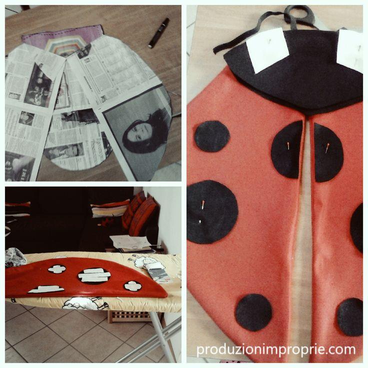 Costume ali di co    http://www.produzionimproprie.com/carnevale/