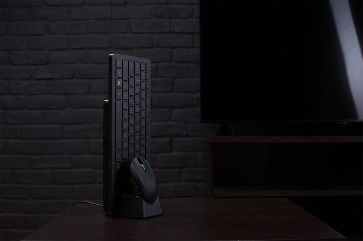 Razer Turret - Living Room Gaming Mouse and Lapboard