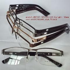 [ 30% OFF ] Promotion Freee Shipping Superfine Stainless Designer Eyeglasses Frame Men Optical Frame Oculos De Grau Demo Lens/1Pcs Retail