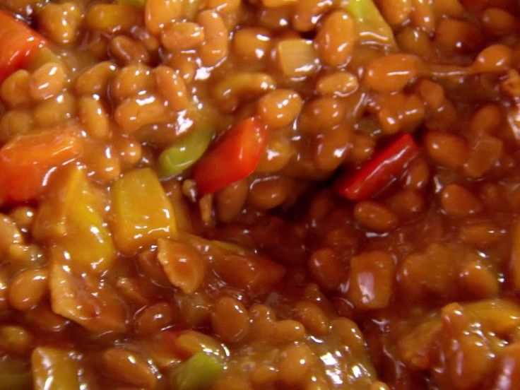 Quick and Easy Baked Beans Recipe : Ree Drummond : Food Network - FoodNetwork.com