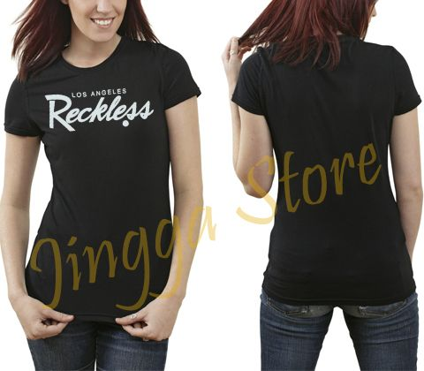 YOUNG and RECKLESS Y&R Women T-Shirt, Tee