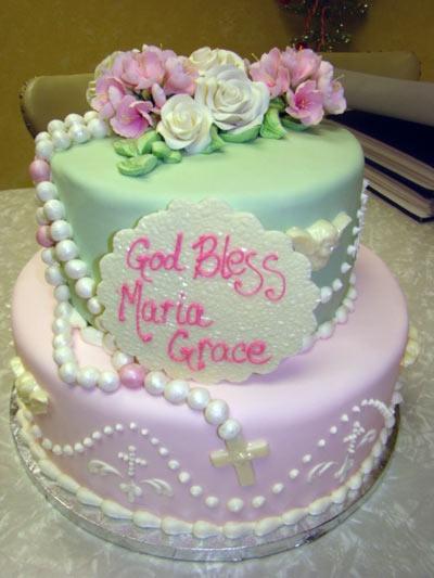 Religious Cakes - Patisserie Parmentier