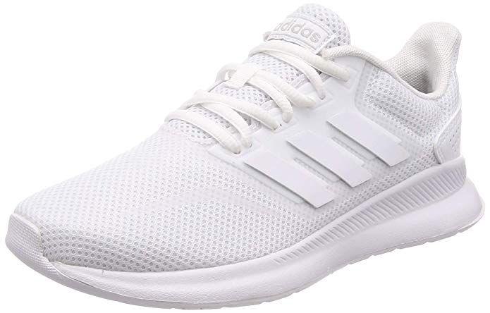 Amazon.com | adidas Women's Runfalcon Running Shoes, Bianco ...