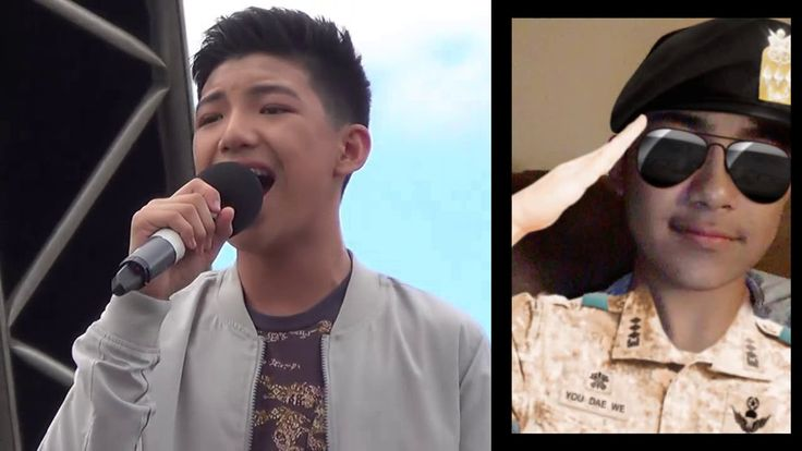 DARREN ESPANTO - Sings OPM Medley (Rounds Of Applauded Performances Abroad)